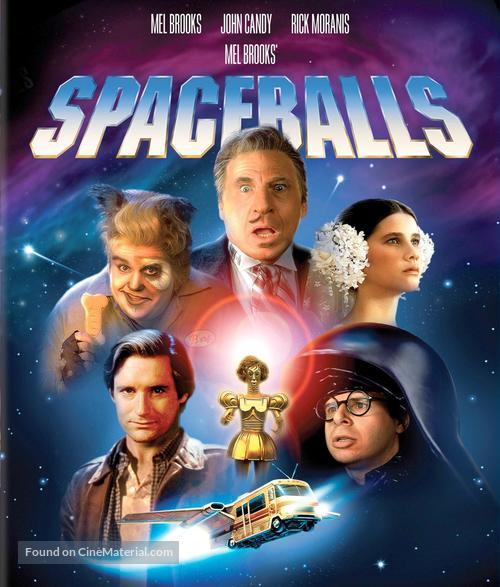 Spaceballs - Movie Cover