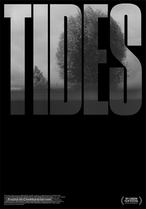 Tides - British Movie Poster