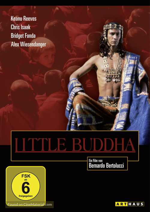 Little Buddha - German Movie Cover