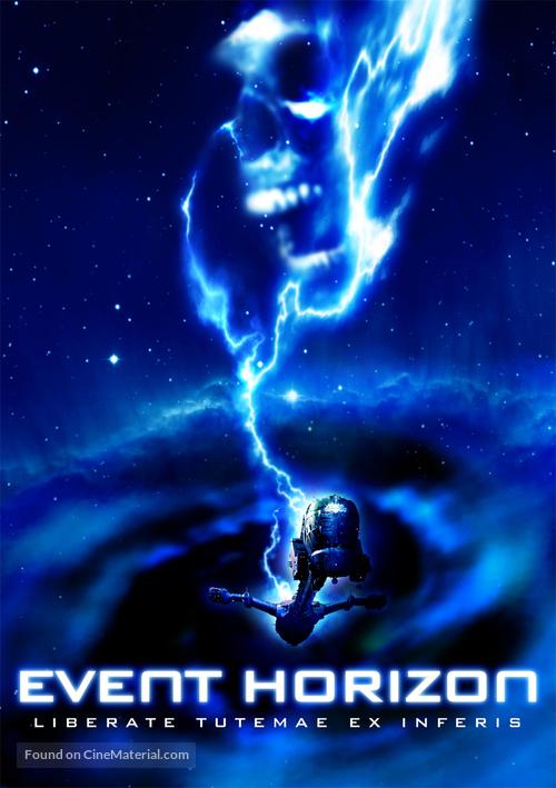 Event Horizon Dvd Cover