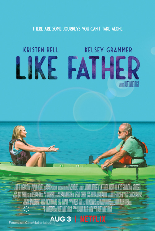 Image result for like father poster