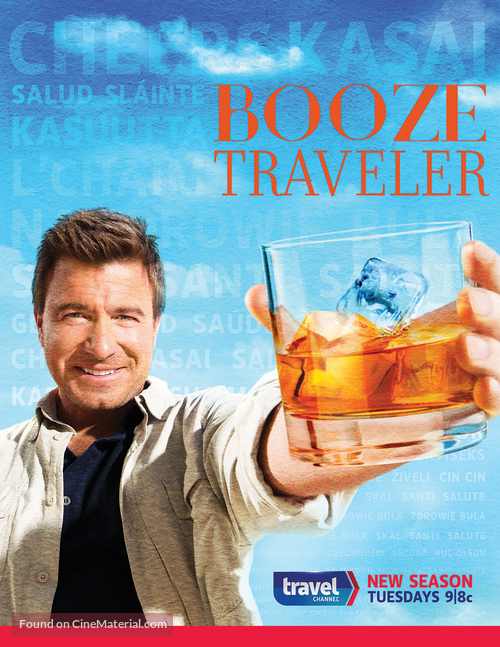 """Booze Traveler"" - Movie Poster"