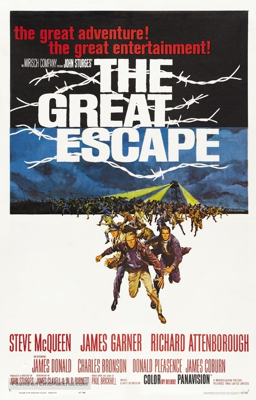 The Great Escape - Movie Poster