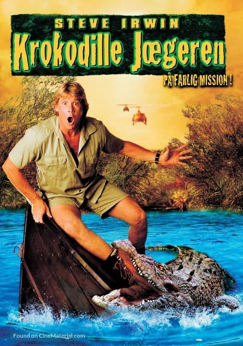 The Crocodile Hunter: Collision Course - Danish poster