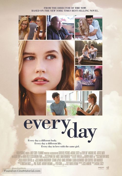 Every Day - Lebanese Movie Poster