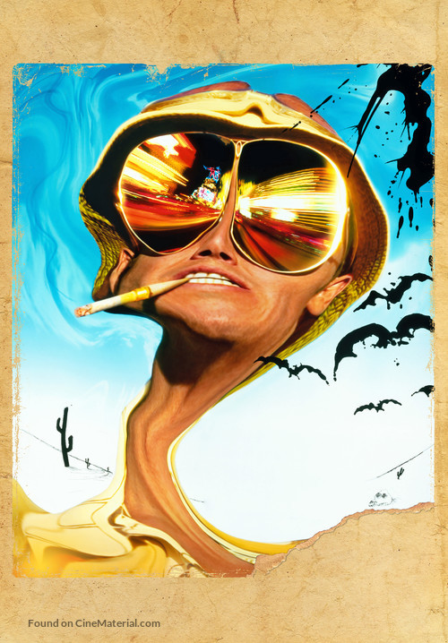 Fear And Loathing In Las Vegas - Russian Key art