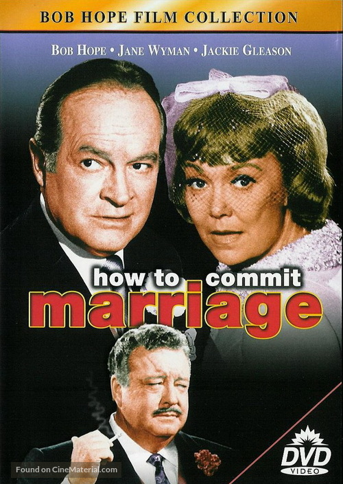 How to Commit Marriage - Movie Cover