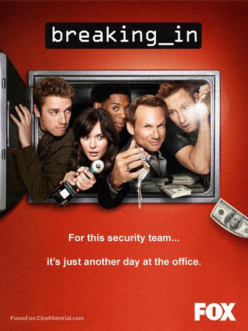 """Breaking In"" - Movie Poster"