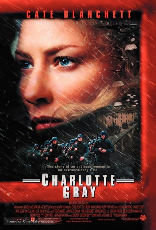Charlotte Gray - Movie Poster