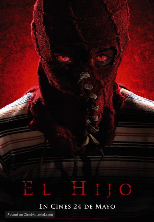 Brightburn - Spanish Movie Poster