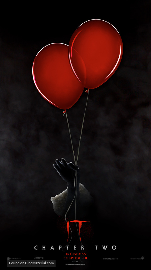 It: Chapter Two - Singaporean Movie Poster