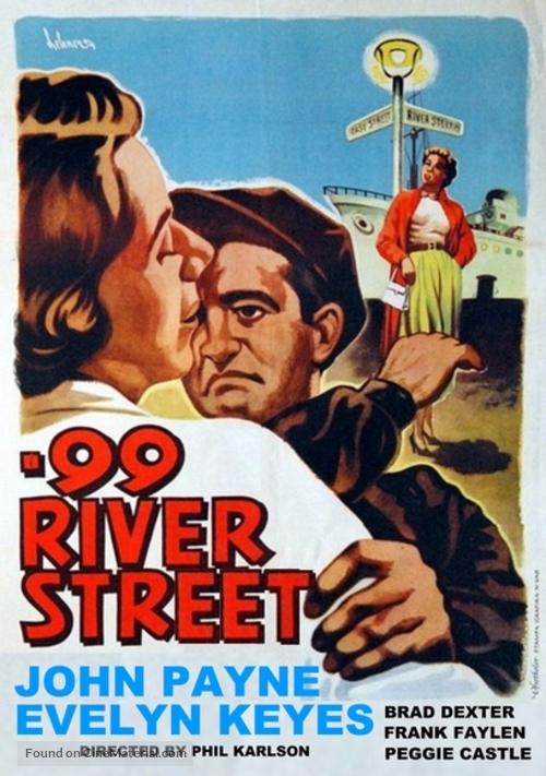 99 River Street - Movie Poster