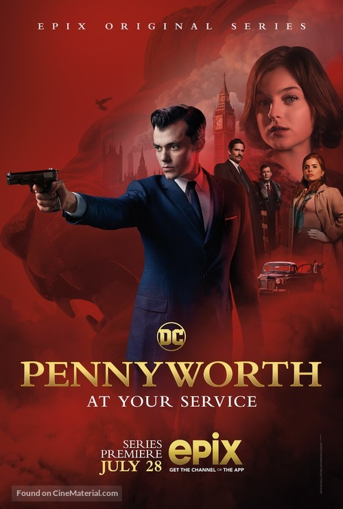 """Pennyworth"" - Movie Poster"