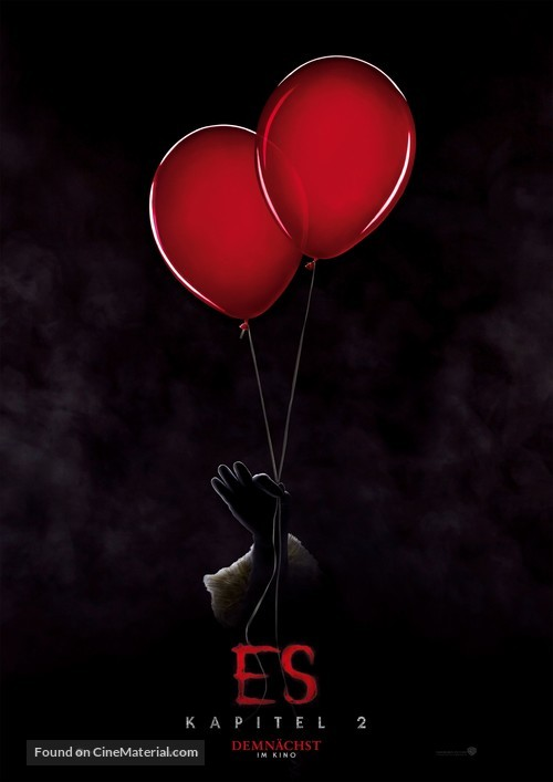 It: Chapter Two - German Movie Poster