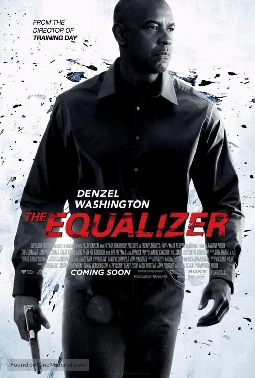 The Equalizer - Movie Poster