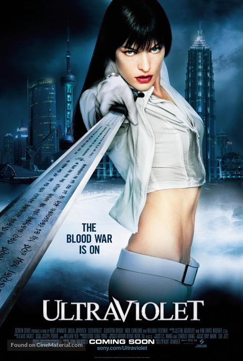 Ultraviolet - Movie Poster