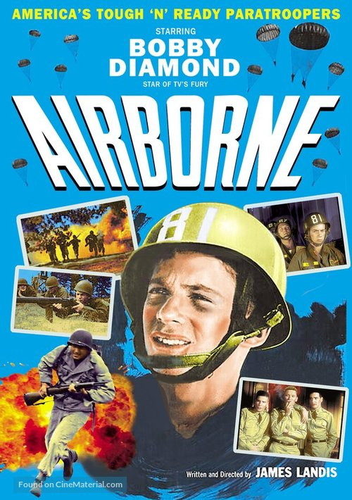 Airborne - DVD movie cover