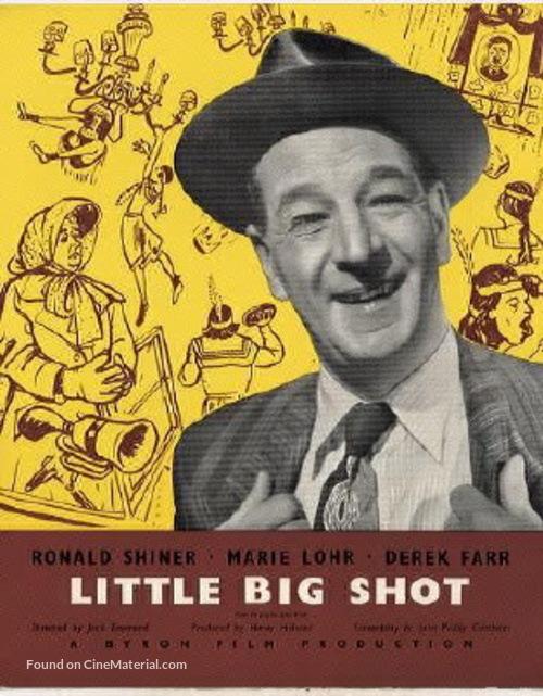 Little Big Shot - Movie Poster