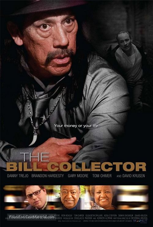 The Bill Collector - Movie Poster