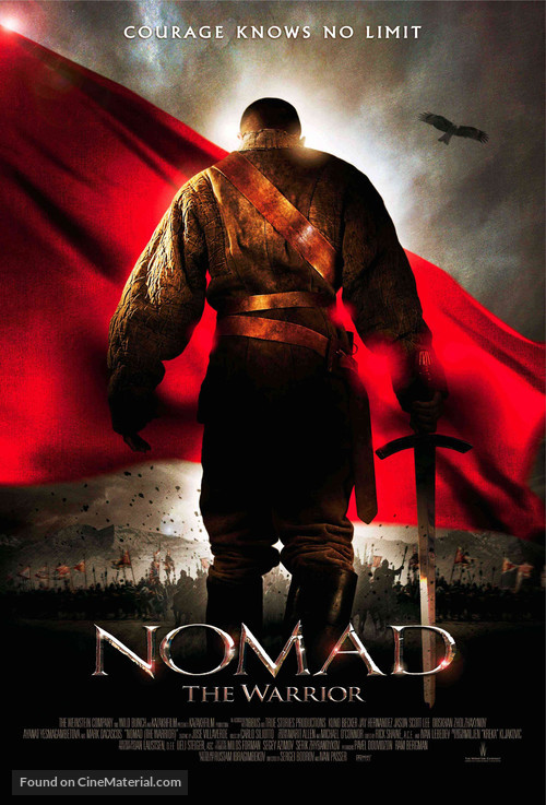 Nomad - Movie Poster
