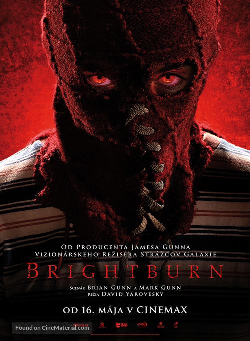 Brightburn - Slovak Movie Poster