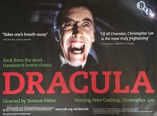 Dracula - British Movie Poster