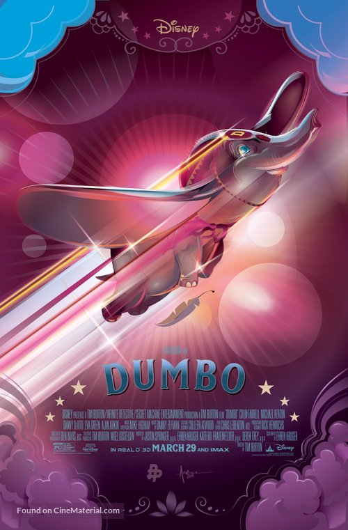 Dumbo - Movie Poster