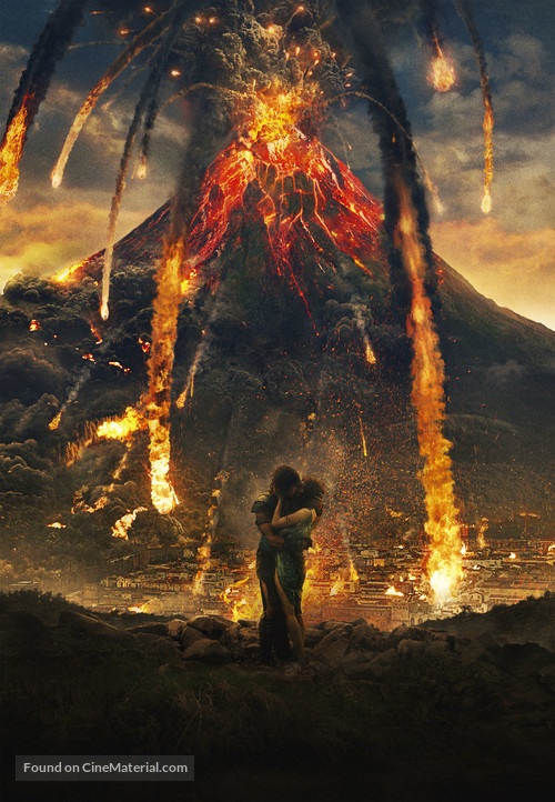 Pompeii - Key art