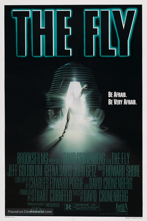 The Fly - Theatrical poster