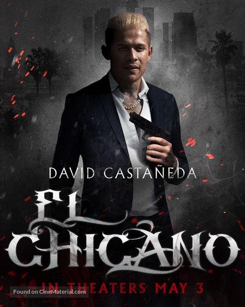 El Chicano - Movie Poster