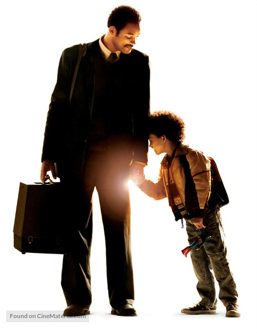 The Pursuit of Happyness - Key art