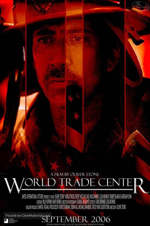 World Trade Center 2006 Movie Poster