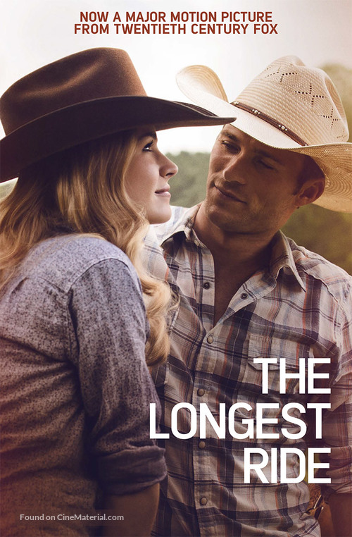The Longest Ride - Movie Cover