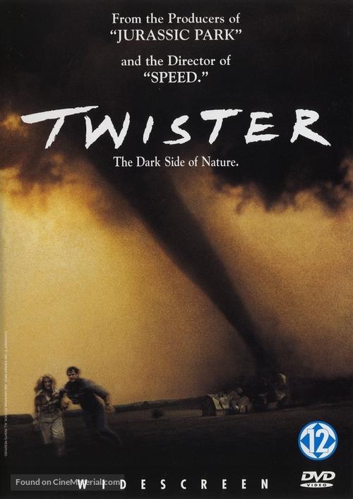 Twister - Dutch Movie Cover