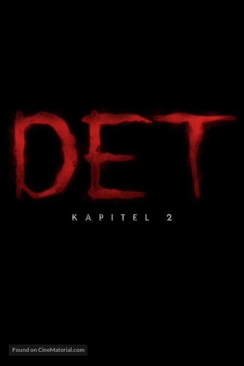 It: Chapter Two - Swedish Logo