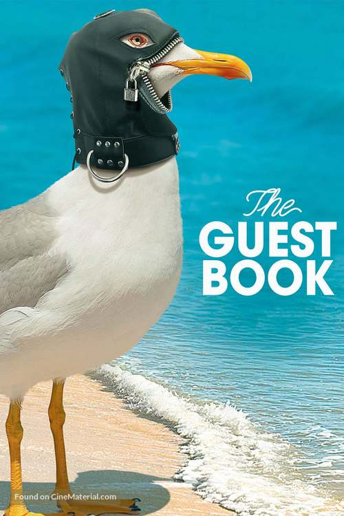 """The Guest Book"" - Movie Poster"