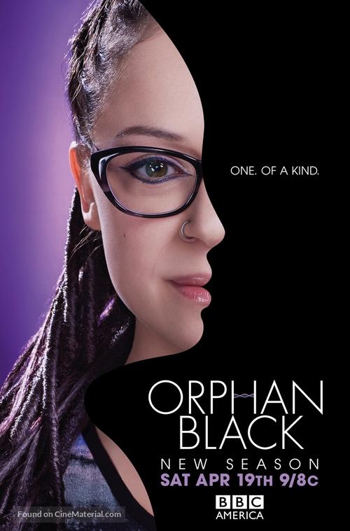 """Orphan Black"" - Movie Poster"