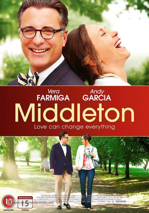 At Middleton - Danish DVD cover