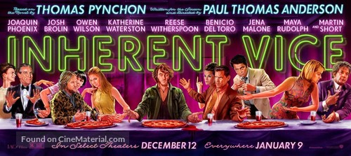 Inherent Vice - Movie Poster