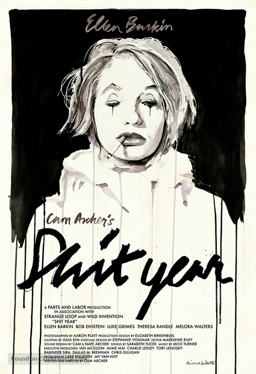 Shit Year - Movie Poster
