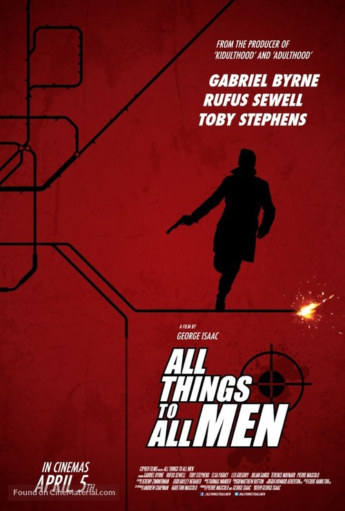 All Things to All Men - British Movie Poster