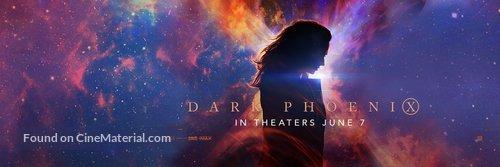 X-Men: Dark Phoenix - British Movie Poster