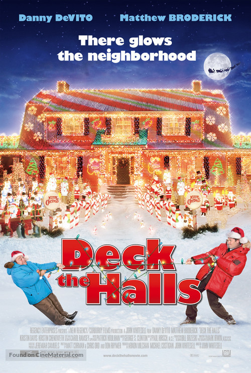 Deck the Halls - Movie Poster