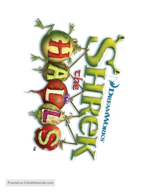 Shrek the Halls - Logo