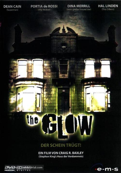 The Glow - German Movie Poster