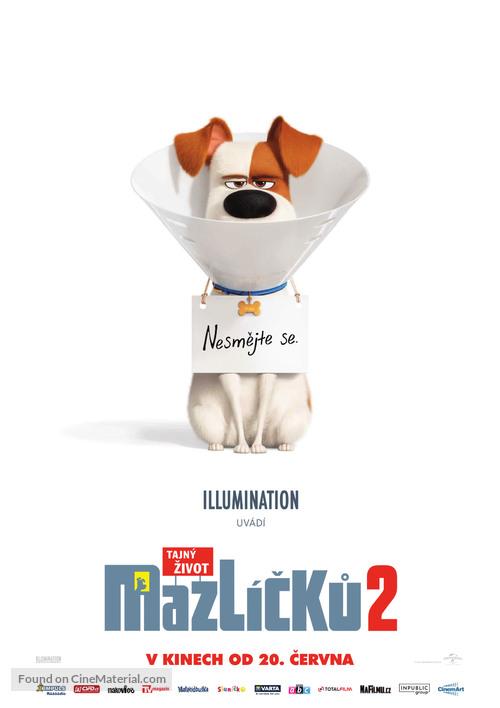 The Secret Life of Pets 2 - Czech Movie Poster