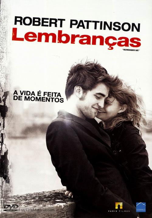 Remember Me - Brazilian Movie Cover