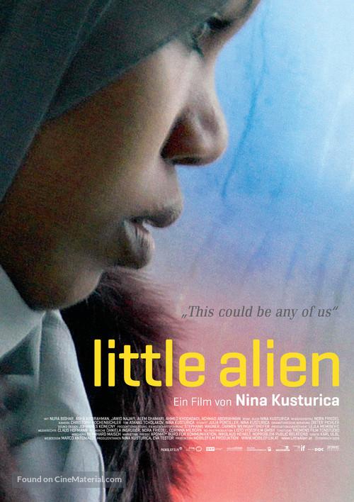 Little Alien - Austrian Movie Poster