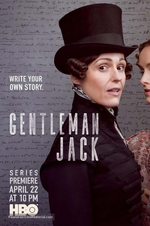 """""""Gentleman Jack"""" - Movie Poster"""