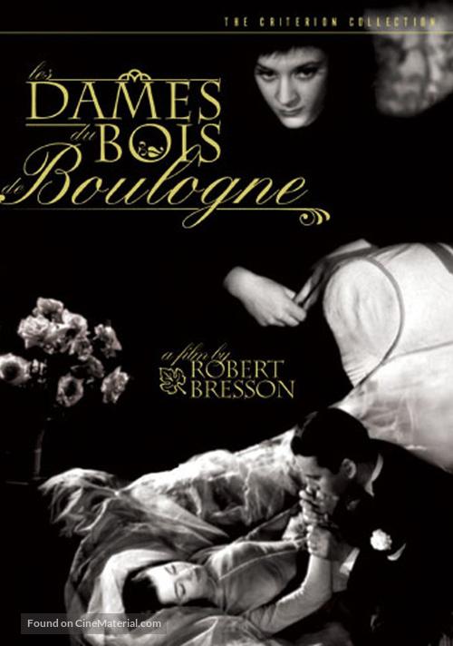 Dames du Bois de Boulogne, Les - DVD movie cover